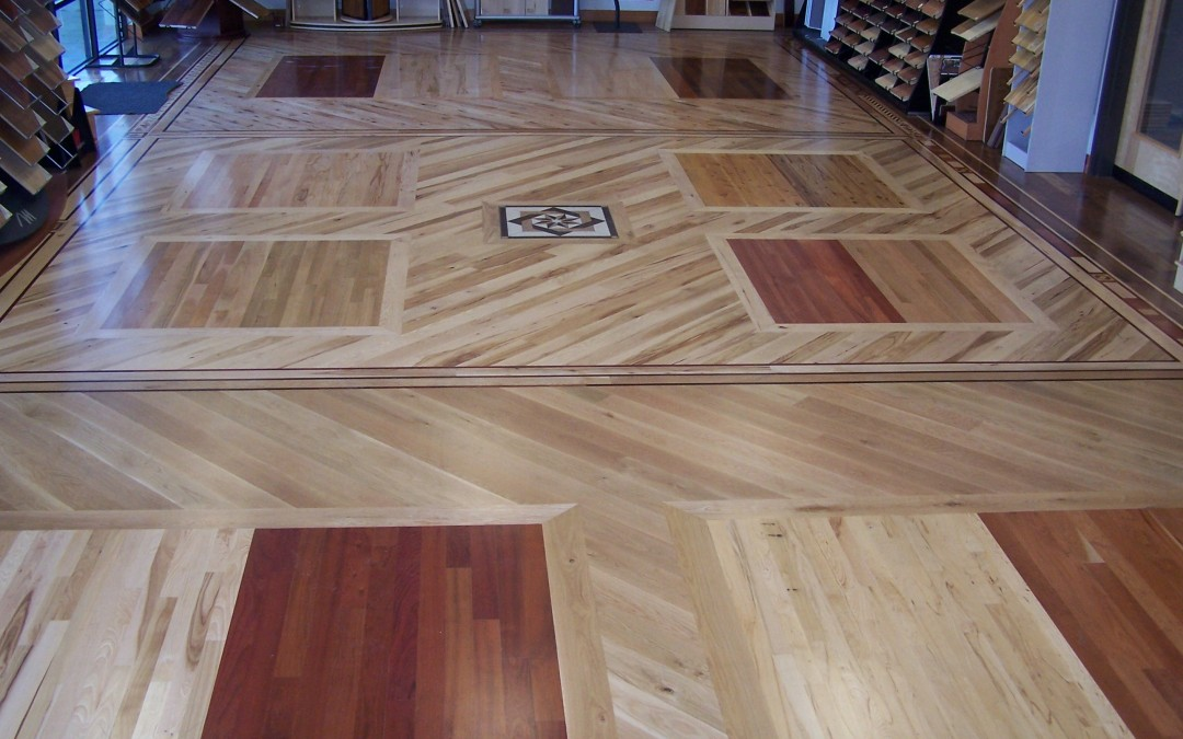 Hardwood Showroom Floor 1