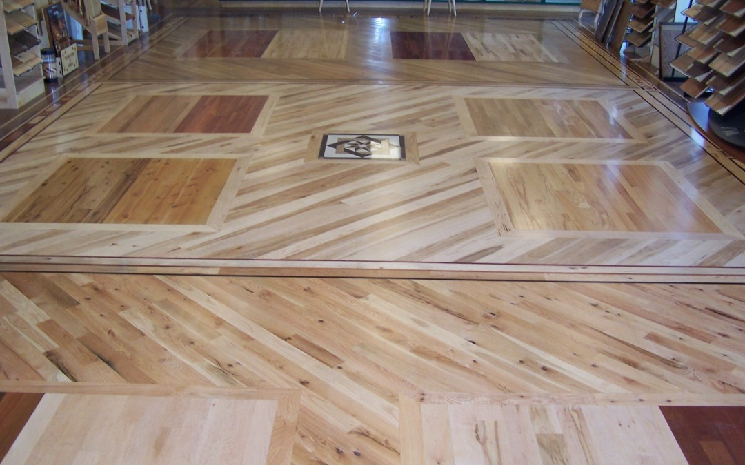 Hardwood Showroom Floor 10