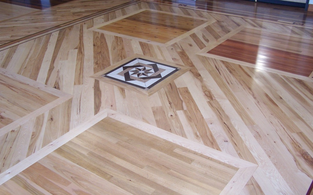 Hardwood Showroom Floor 12