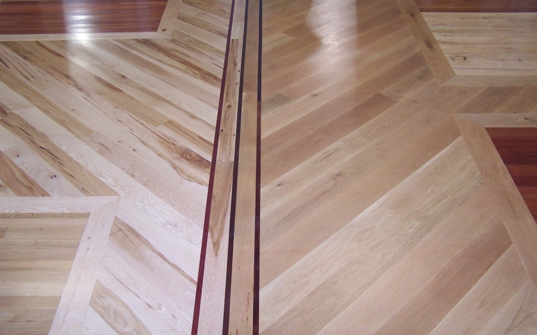 Hardwood Showroom Floor 13
