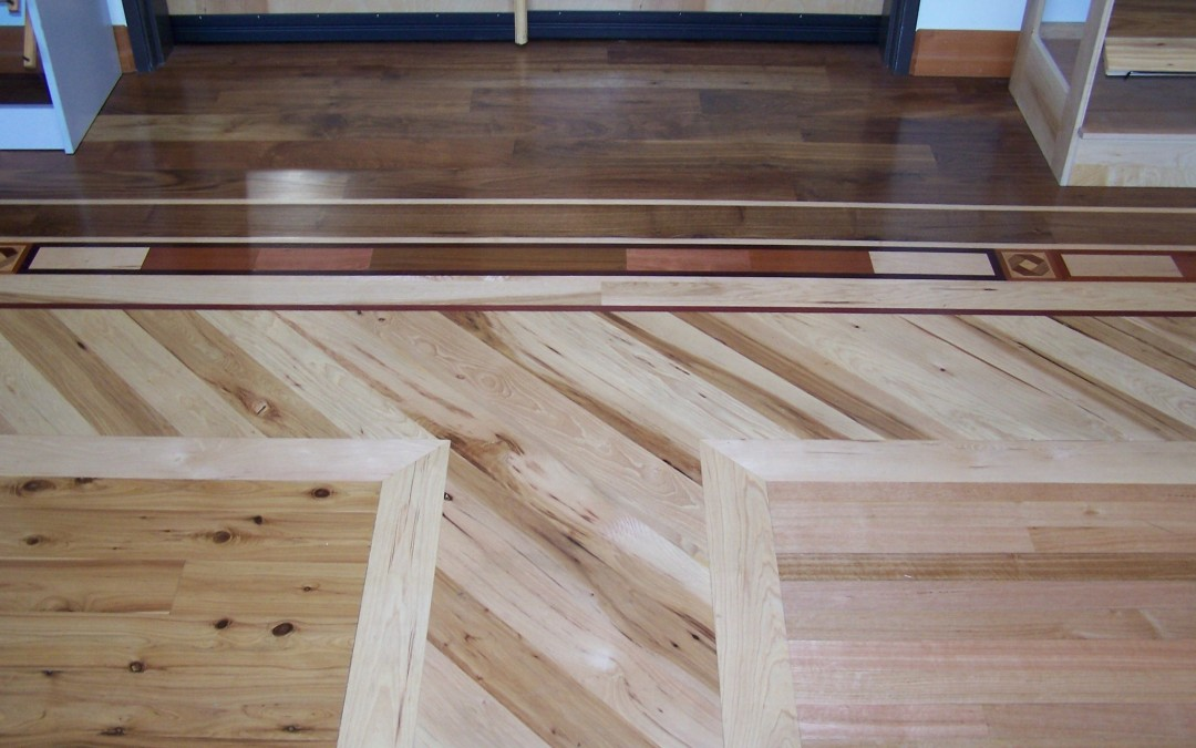 Hardwood Showroom Floor 14