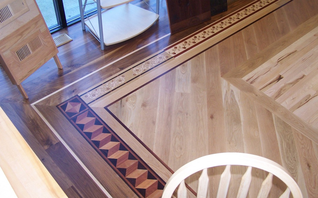 Hardwood Showroom Floor 2