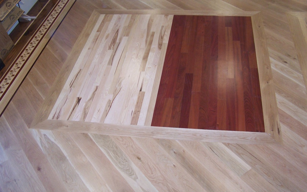 Hardwood Showroom Floor 3