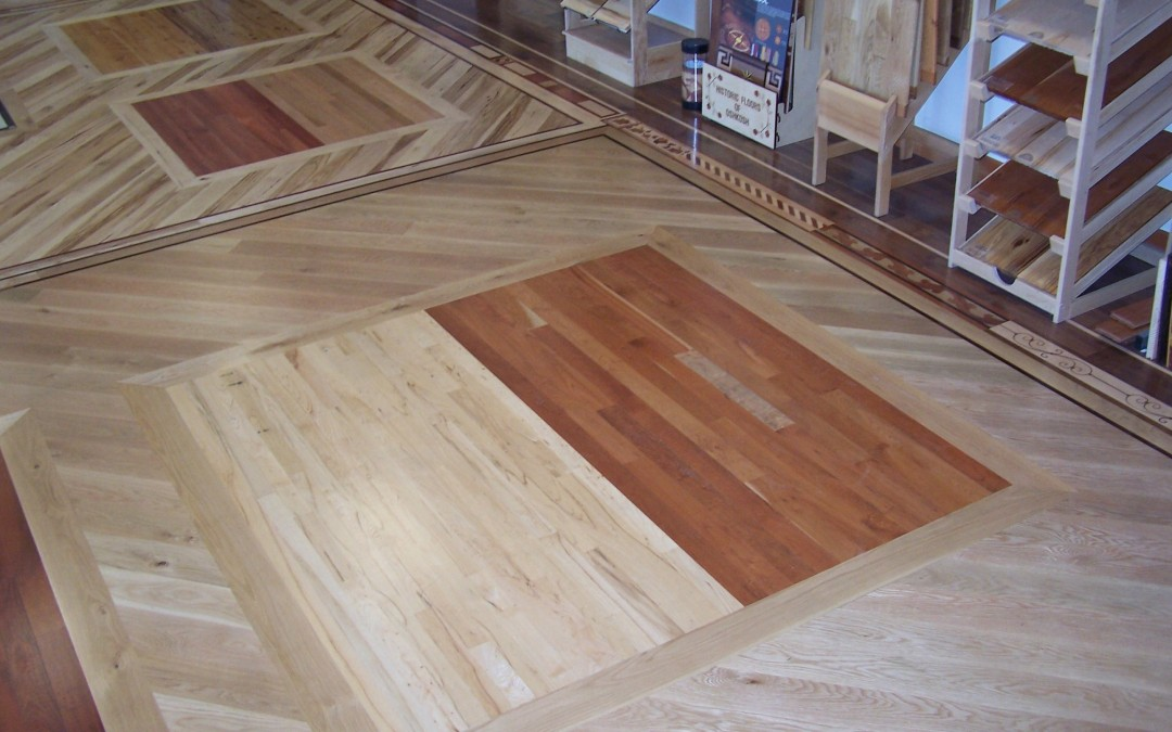 Hardwood Showroom Floor 4