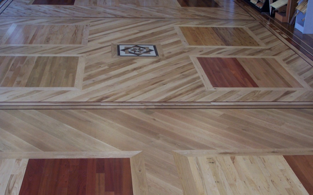 Hardwood Showroom Floor 5