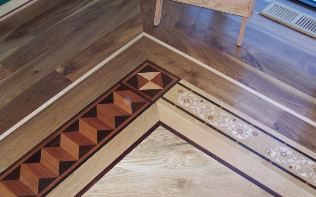 Hardwood Showroom Floor 6