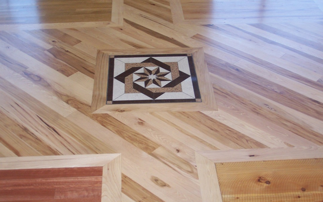 Hardwood Showroom Floor 7