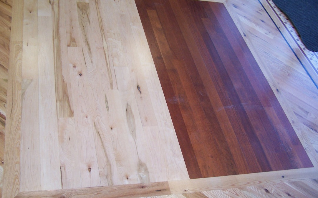 Hardwood Showroom Floor 9