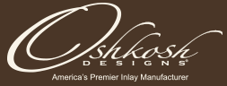 Oshkosh Designs Custom Inlays, Medallions and Borders